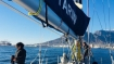 INSV Tarini reaches Cape Town on the day of Holi