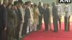 Delhi: King Abdullah II of Jordan receives ceremonial reception at Rashtrapati Bhavan