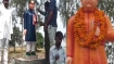UP: Statue of BR Ambedkar that was painted saffron repainted to blue after outcry