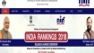 NIRF rankings 2018: IISc tops the overall list, IIT Madras is best engineering college
