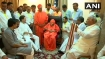 Karnataka polls: Rahul Gandhi visits Tumkur's Siddaganga Mutt