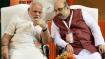 BJP number in Lok Sabha: Party still three ahead of majority mark