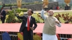Modi in Indonesia: 15 pacts inked; Modi, Widodo display cultural connect through kite-flying