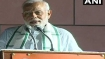 'BJP will not allow the 'vikas yatra' to stop', says PM Modi