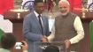 India signs 6 MoUs with Seychelles, offers 100 million dollar aid for defence