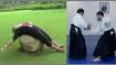 Yoga day: Does Rahul Gandhi know 'Modi <i>asanas</i>'?