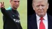 Trump scores same-side goal while cracking joke on Cristiano Ronaldo with Portugal president