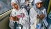 First batch of Haj pilgrims leave for Saudi Arabia