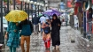 After intermittent rains, mercury rises in Jammu