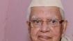 Former UP CM ND Tiwari passes away on his 93rd birthday