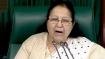 Sumitra Mahajan writes to MPs, tells them to ensure smooth functioning of House