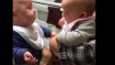 Twin brother expresses unhappiness seeing his sister & they are just days old