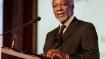 Former UN Secretary General Kofi Annan no more