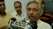 Don't touch Article 35A, talk to Hurriyat, says Mani Shankar Aiyar
