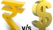 Rupee strengthens 20 paise against US dollar