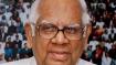 Calling spade a spade led Somnath Chatterjee into political oblivion