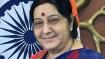 Sushma Swaraj visits Cambodia; discusses key bilateral issues