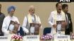 Modi unveils book on Venkaiah Naidu's year as Vice President