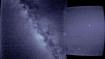NASA's Parker Solar Probe captures stunning image of the Milky Way