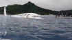 Air Niugini plane overshoots runway in Micronesia, ditches into Pacific Lagoon