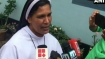 Church authorities withdraws all disciplinary actions against Sister Lucy who stood by Kerala nun