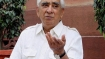 Jaswant Singh's twitter becomes active after his family joins Congress