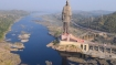 Statue of Unity: 300 crocodiles to be relocated from ponds to allow seaplane service