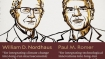 William D. Nordhaus, Paul M. Romer win Nobel in Economics