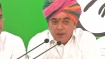 Manvendra Singh, son of Jaswant Singh joins Congress