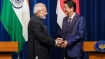 India has Japan's support for NSG membership bid
