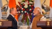 India and Russia formally announce supply of S-400 Missile System to India