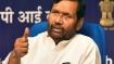 NDA may send Ram Vilas Paswan to Rajya Sabha as per seat sharing deal