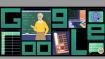 Google doodle honours computer scientist Michael Dertouzos