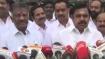 Cyclone Gaja: 'Will seek financial aid from Union Govt, says TN CM Palaniswami