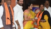 Telangana polls: BJP fields this candidate to take on the mighty Owaisi