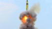 Agni-5 test fired from Abdul Kalam Island