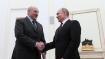 Why did Belarus president present Vladimir Putin potatoes as New Year gift