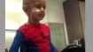 Inspiring! 5-year-old cancer patient dances through his treatment days to make things easy