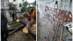Cyclone Phethai updates:1 killed in Andhra as storm makes landfall; Trees, electric poles uprooted