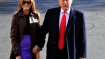 US President Donald Trump, Melania pay last respects to George H W Bush