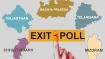 Exit polls 2018 highlights: Majority of exit polls predict Congress win in Rajasthan, Chhattisgarh