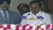 Relying on 'Lucky 6', KCR takes oath as Telangana CM at 1.34 pm