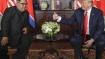Trump's letter reaches Kim Jong-un as talks progress towards 2nd summit