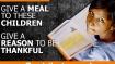 Help Children Break The Chains Of Hunger, Donate To Annamrita!