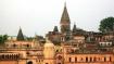 Ayodhya mediation begins, 3-member team aims to resolve mandir dispute