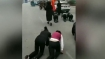Chinese firm makes employees crawl on busy road after they fail to meet targets