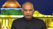President Ram Nath Kovind launches Pulse Polio programme for 2019