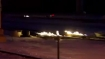 It's so cold in US that railway tracks are 'set on fire' to enable train service!