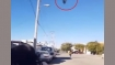 What a throw! Livid mom throws shoe at fleeing daughter from a distance and it's incredible