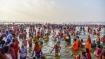 Maghi Purnima: Lakhs of devotees gather at Kumbh Mela on the auspicious occasion